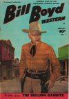 Cover For Bill Boyd Western 1