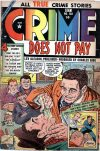 Cover For Crime Does Not Pay 138