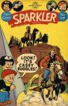 Cover For Sparkler Comics 97