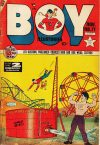 Cover For Boy Comics 71