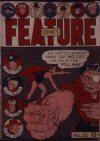 Cover For Feature Comics 32 (fiche)