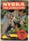 Cover For Nyoka the Jungle Girl 9