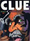 Cover For Clue Comics 13 (v2 1)