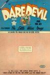 Cover For Daredevil Comics 82