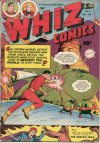 Cover For Whiz Comics 135