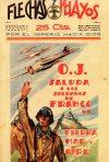 Cover For Flechas y pelayos 5