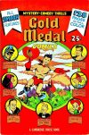 Cover For Gold Medal Comics