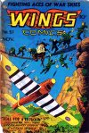 Cover For Wings Comics 51