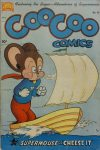 Cover For Coo Coo Comics 50