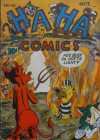 Cover For Ha Ha Comics 46
