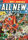 Cover For All New Comics 10