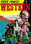 Cover For Prize Comics Western 96