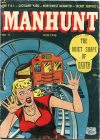 Cover For Manhunt 9