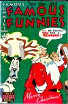 Cover For Famous Funnies 185
