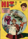 Cover For Hit Comics 59
