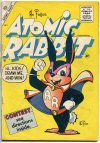 Cover For Atomic Rabbit 1