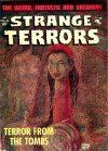 Cover For Strange Terrors 4