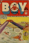 Cover For Boy Comics 80