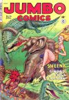 Cover For Jumbo Comics 146