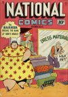 Cover For National Comics 75