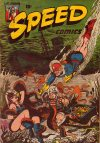 Cover For Speed Comics 40