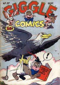 Large Thumbnail For Giggle Comics #57