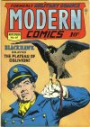 Cover For Modern Comics 67