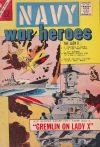 Cover For Navy War Heroes 1