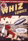 Cover For Whiz Comics 24 (fiche)