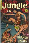 Cover For Jungle Comics 126