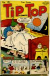 Cover For Tip Top Comics 151