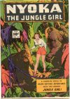 Cover For Nyoka the Jungle Girl 21