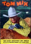 Cover For Tom Mix Western 1