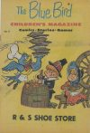 Cover For The Blue Bird Children's Magazine 11