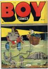 Cover For Boy Comics 22 (fiche)