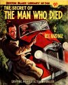 Cover For Sexton Blake Library S3 346 The Secret of the Man Who Died