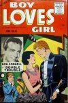 Cover For Boy Loves Girl 52