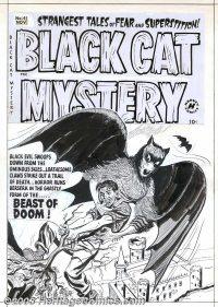 Large Thumbnail For Black Cat #41