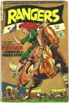 Cover For Rangers Comics 51