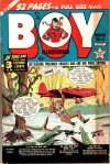 Cover For Boy Comics 51