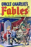 Cover For Uncle Charlie's Fables 4