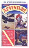 Cover For Adventure 563