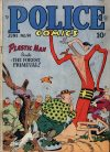 Cover For Police Comics 91