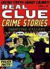 Cover For Real Clue Crime Stories v6 2