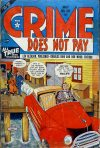 Cover For Crime Does Not Pay 110