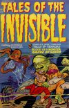 Cover For Harvey Comics Hits 59 Tales Of The Invisible