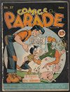 Cover For Comics on Parade 27