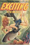 Cover For Exciting Comics 60