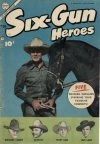 Cover For Six Gun Heroes 24