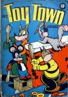 Cover For Toytown Comics 2